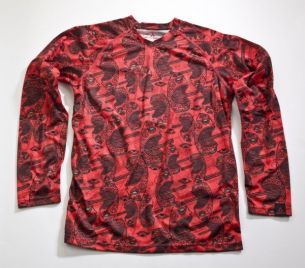 Horny Bodies Base Layer L/S Cult