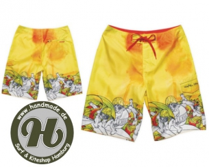 ION Boardshort Apocalypse Surf Multicolor