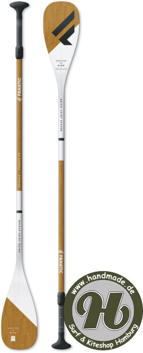 Fanatic Bamboo Carbon 50 Adjustable 2 Piece Paddle 2020