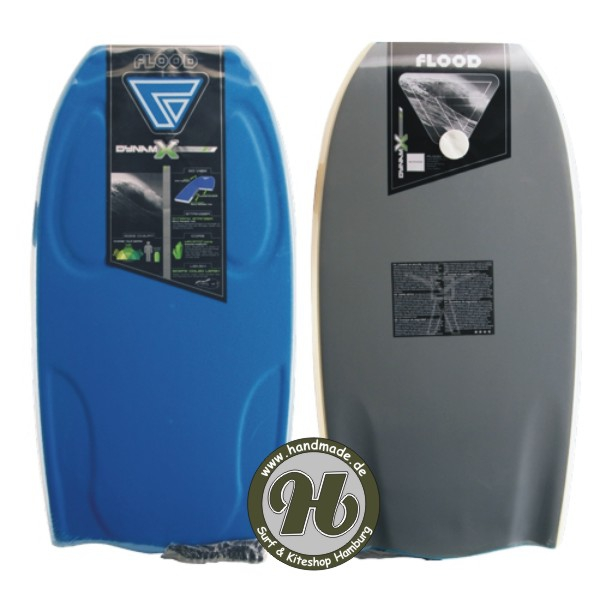 FLOOD Bodyboard Dynamx Stringer 42 Blue