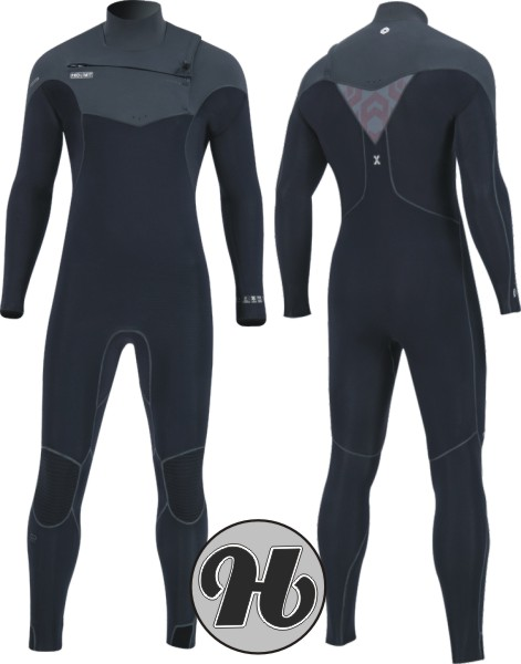 Prolimit Vapor 6/4 Black/White Wetsuit - Limited Deal !