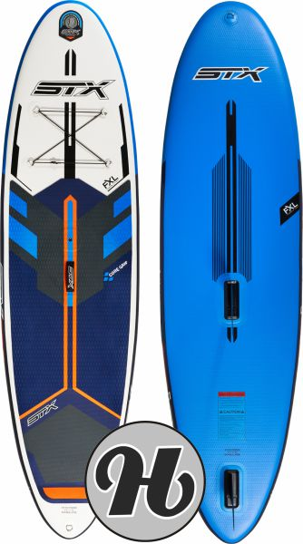 STX Wind SUP inflatable Hybrid Freeride 9,8 komplett Set 2021!