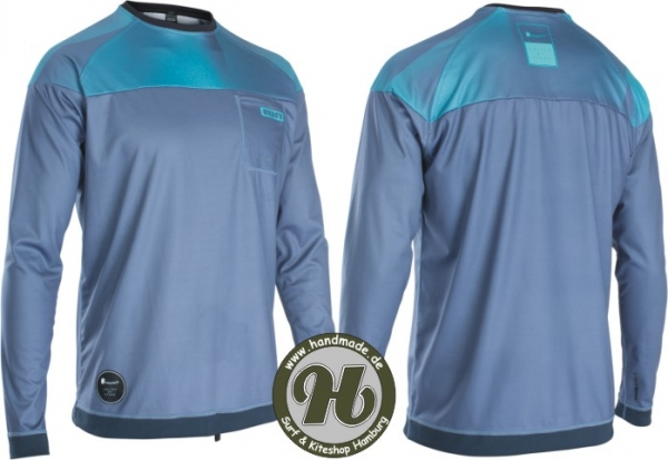 ION Wetshirt Men LS Blue 2020
