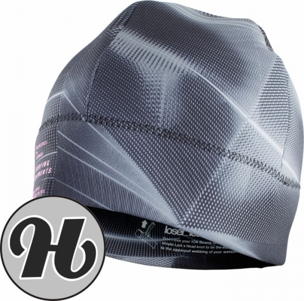 ION Neo Grace Beanie Laser Black