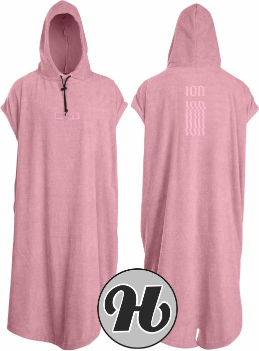 ION Poncho Core Dirty Rose 2021