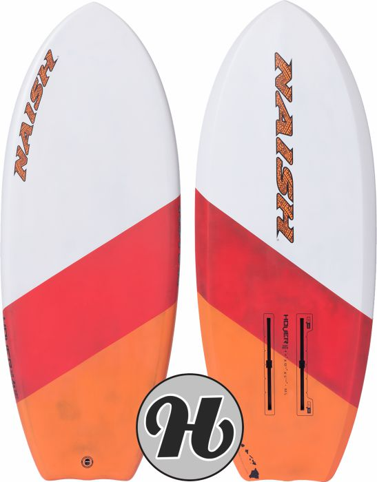 Naish S25 Surf Ascend Hover Crbn Ultra