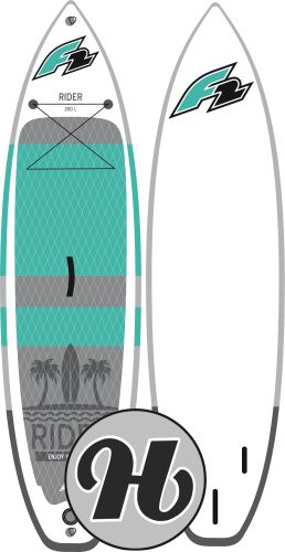 F2 RIDER inflatable Sup 11,5