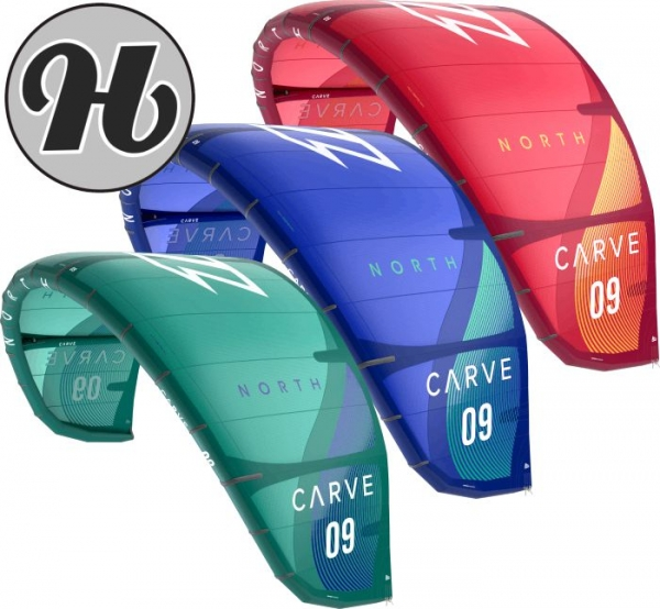 North kiteboarding Carve 2021