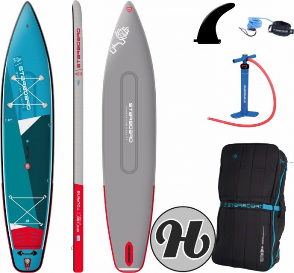 STARBOARD Touring ZEN 12,6 INFLATABLE SUP DOUBLE CHAMBER 2021