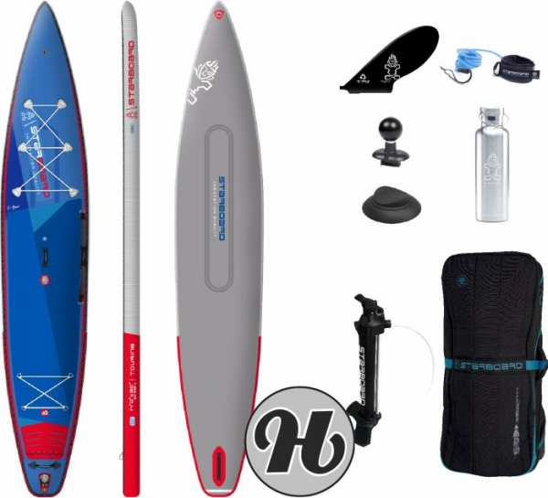 STARBOARD TOURING INFLATABLE DELUXE DC 14,0x30 SUP 2021