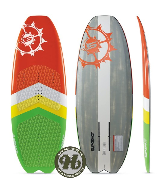 Slingshot Alien Air 4,8 17/18 Foil Board