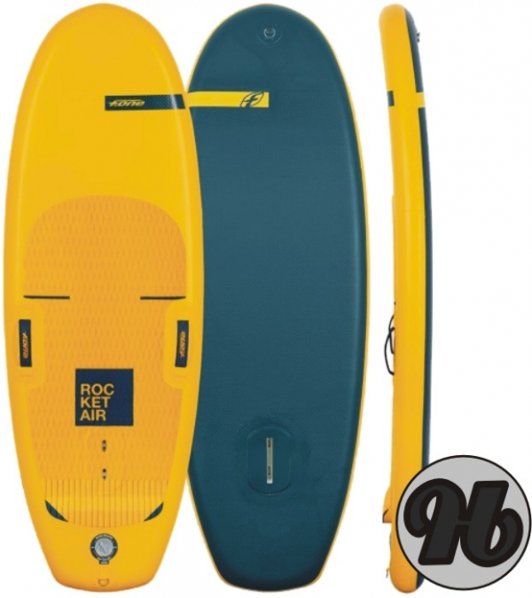 F-One Rocket Air Wing Foil SUP Board 2020 6,6