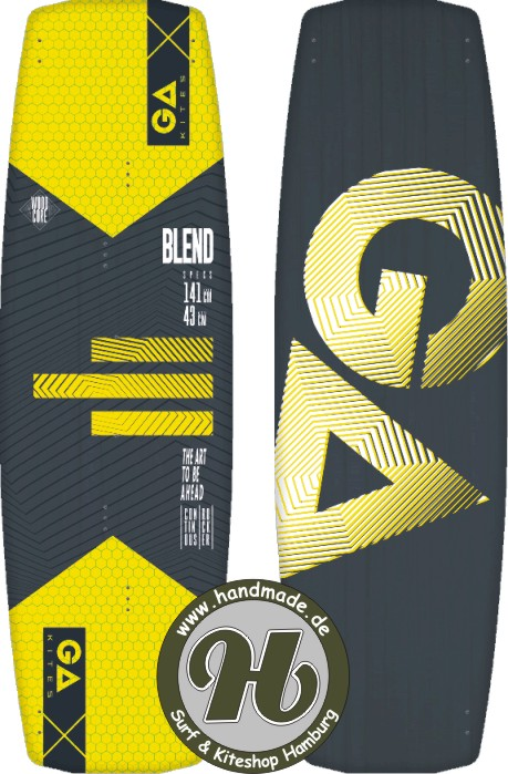 Gaastra Blend TwinTip 2019 komplett - Limited Deal !