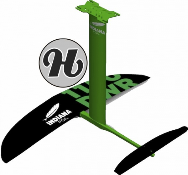 INDIANA SUP/SURF DOWNWIND FOIL 1150DWR COMPLETE