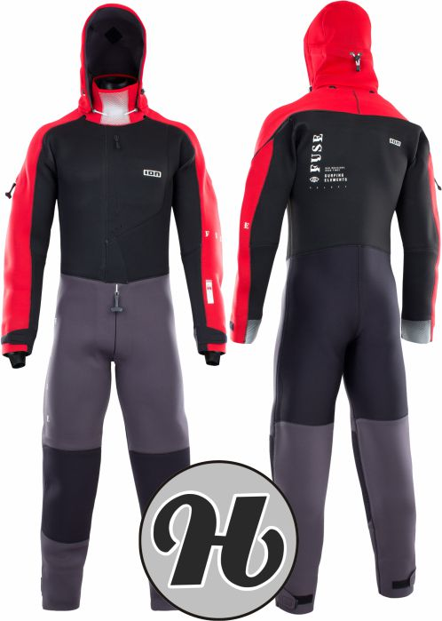 Ion Fuse Drysuit 4/3 DL 2021
