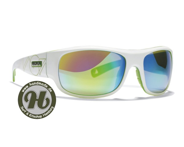 ION Sunglasses Lace Zeiss white/green - Limited Deal !