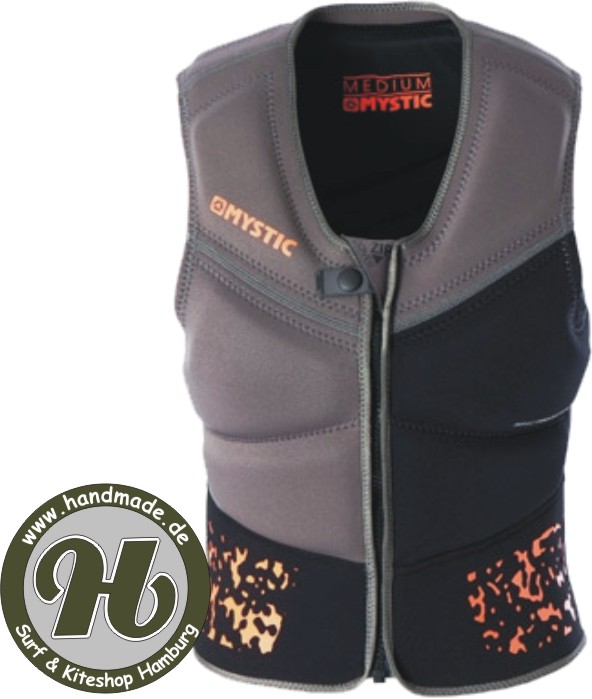 Mystic Star Impact Vest Ladies Black 2016