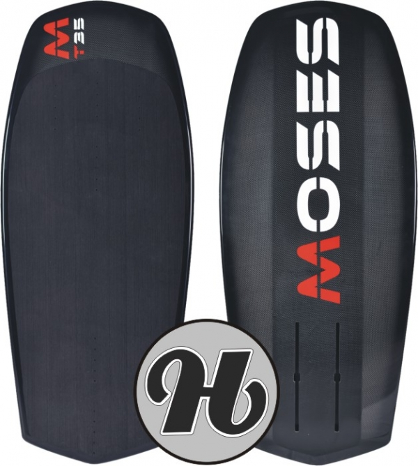 Moses T35 Carbon Rail Kite Foil Board