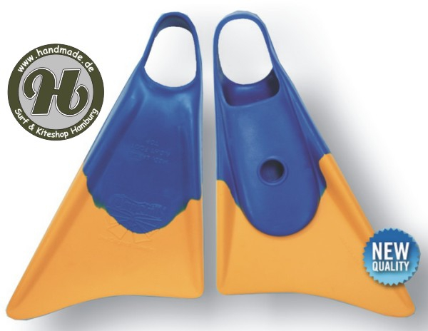 Bodyboard Flosse CHURCHILL Makapuu L Blue/Yellow