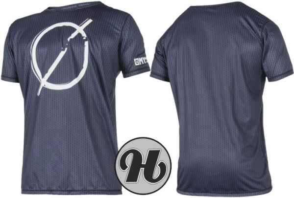 Mystic Break Boundaries S/S Quickdry Black - Limited Deal !