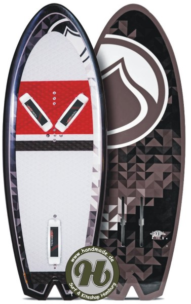 Liquid Force Rocket Foil 4,8 Board only