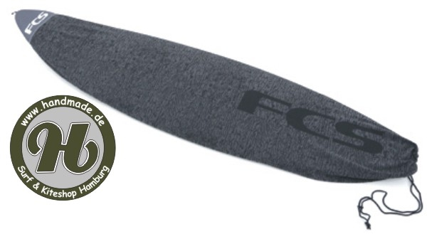 FCS Stretch Fish/Funboard Black