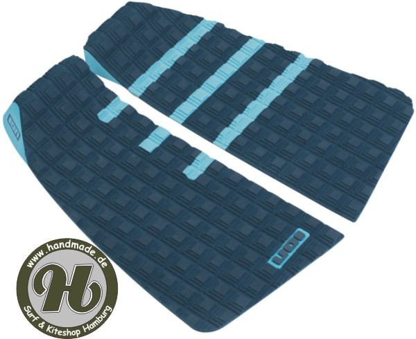 ION - Surfboard Pads Stripe (2pcs) Petrol