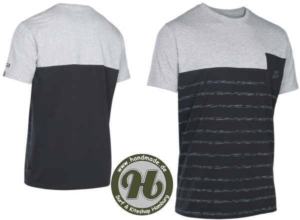 ION Tee SS Cloudbreak Grey/Melange