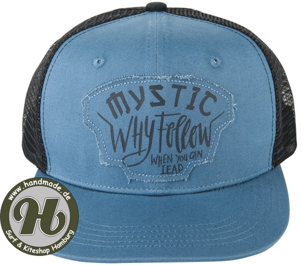 Mystic The Rash Cap Powder Blue