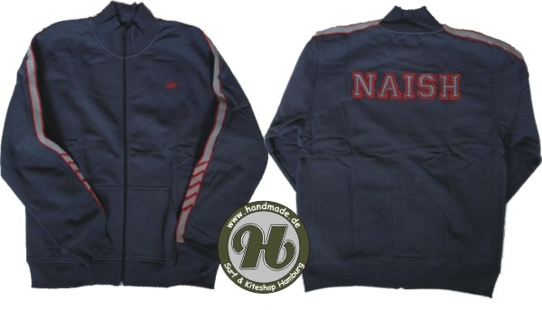 Naish Zip Sweater Grey - Limited Deal !