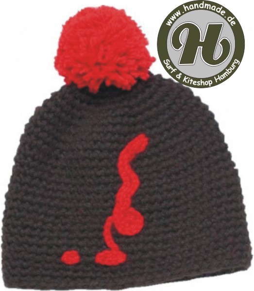 ION Bobble Beanie Vibrant Orange - Limited Deal !