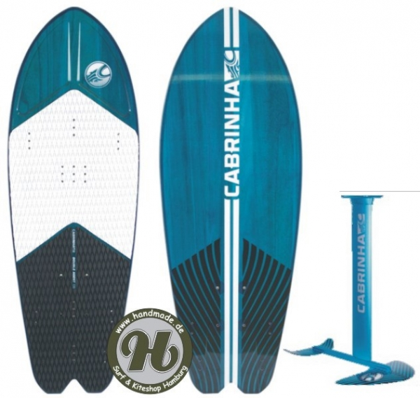 Cabrinha Double Agent Hydrofoil 2019 Set mit Foil 2018 ! - Limited Deal