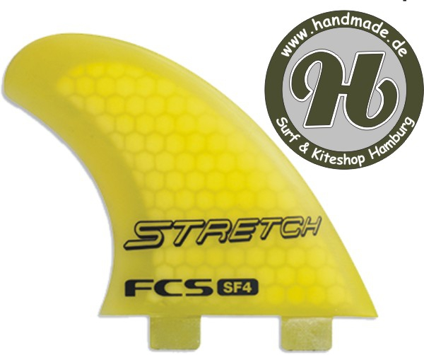 FCS SF4 Stretch Tri-Quad Set L