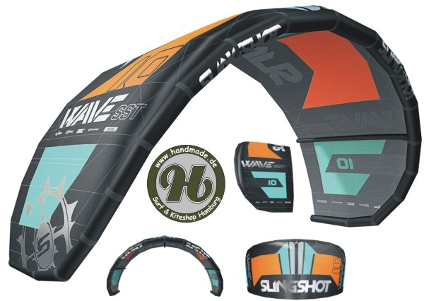 Slingshot Wave SST Foil 2017 6qm - Limited Deal !