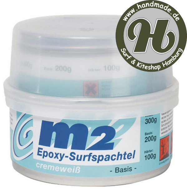 M2 Epoxy Surfspachtel 300g